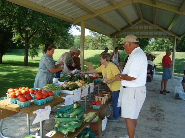 Fayette-open-air-market